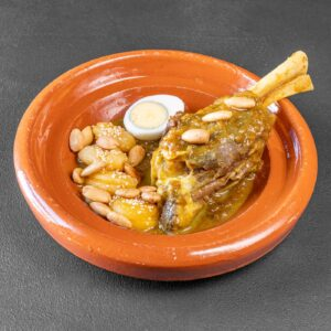 CasablancaAuthenticMoroccanCuisine_Food_LambTagine